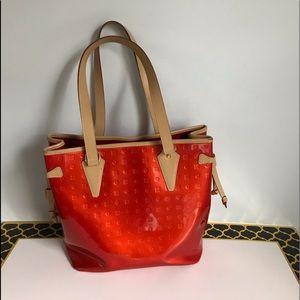 Authentic Arcadia  leather bag/ tote